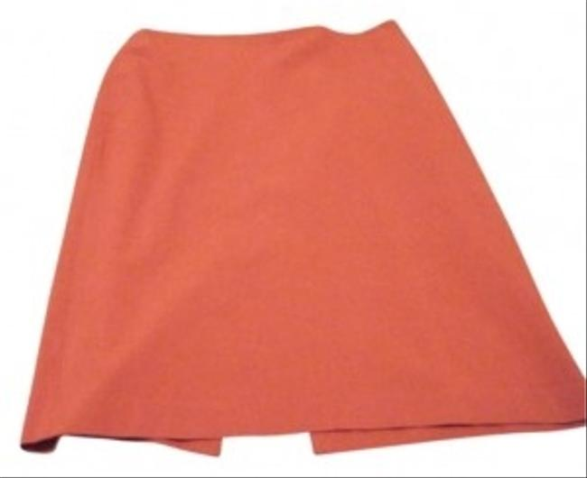 The Limited Skirt Rust Red