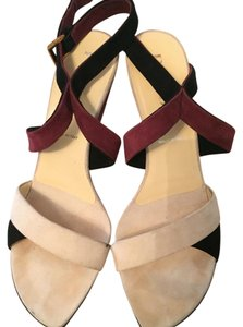 Prada Multi Wedges