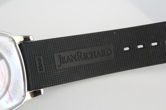 JeanRichard Daniel JeanRichard TV Screen 23116-11-61A-AC6 Double Retrograde Watch