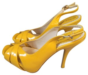 Wild Diva Yellow Platforms