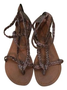 Jessica Simpson Braided Sandals