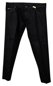 Tom Ford Men Denim Straight Leg Jeans-Dark Rinse
