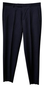 Hugo Boss Men Dress Pant Trouser/Wide Leg Jeans-Dark Rinse