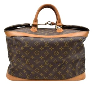 Louis Vuitton Cruiser brown Travel Bag