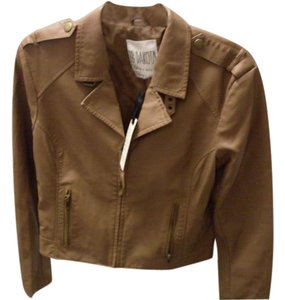 BB Dakota Faux Leather Motorcycle Jacket
