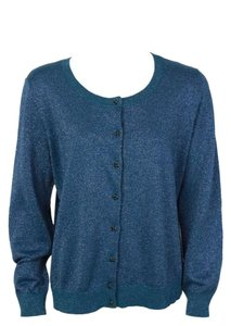 Talbots Button Down Long Sleeve Sweater