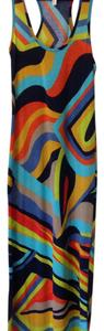 Multi Maxi Dress by Feathers