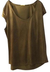 AG Adriano Goldschmied T Shirt Olive green /grey