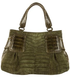 Nancy Gonzalez Shoulder Bag
