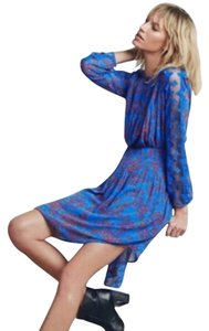 Blue Multi Maxi Dress by Free People