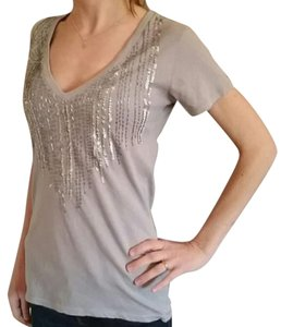 Threads 4 Thought T Shirt Light Gray Silver
