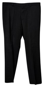 Hugo Boss Men Stripes Trouser/Wide Leg Jeans-Dark Rinse
