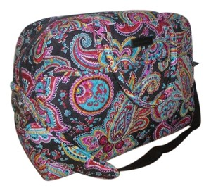 Vera Bradley Parisian Paisley Travel Bag