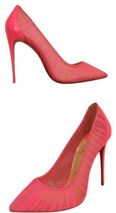 Christian Louboutin Shocking Pink Pumps