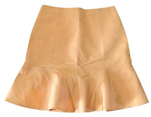 Tibi Skirt Gold