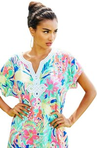 Lilly Pulitzer short dress Casa Banana Tunic on Tradesy