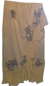Mandalay Maxi Skirt Cream