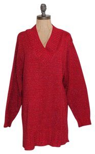 Diane von Furstenberg Metallic Holiday Sweater