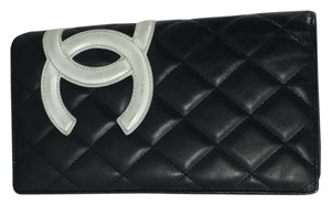 Chanel Cambon Quilted Leather Wallet