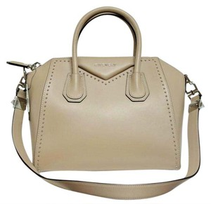 Givenchy Satchel in Beige/Tan