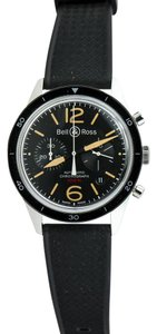 Bell & Ross Bell & Ross BR-126 Chronograph Watch
