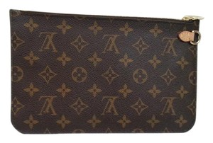 Louis Vuitton Neverfull MM Pivoine Lining Pouch EUC