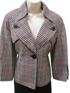 Nine West Nine West Suit Plaid Romantic Solstice