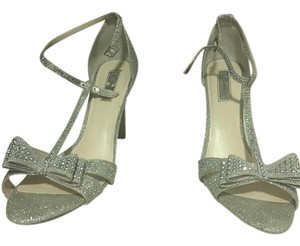 INC International Concepts champagne Sandals