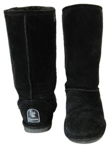 Bearpaw Size 6.00 M (usa) Suede Black Boots
