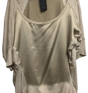 Heather Top Beige