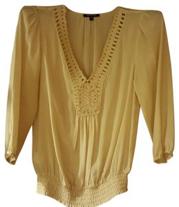 Daniel Rainn Top Cream/Ivory
