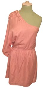 Ark & Co. short dress Pink on Tradesy