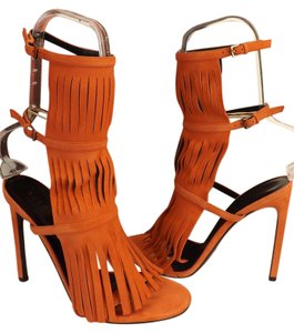 Gucci NEW DARK ORANGE Sandals