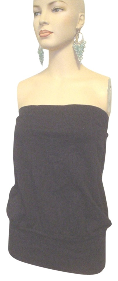 08539af31a Victoria s Secret Blue Navy Tube M Tank Top Cami Size 8 (M) - Tradesy