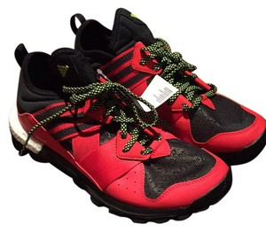 adidas Red/Black Athletic