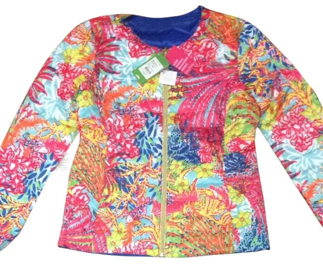 Lilly Pulitzer Fishing For Compliments Jacket