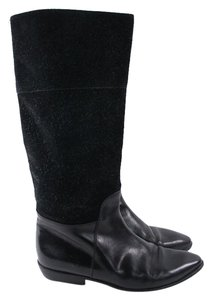 Saks Fifth Avenue Vintage Suede Leather Boots