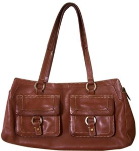 Tommy Hilfiger Leather Shoulder Bag