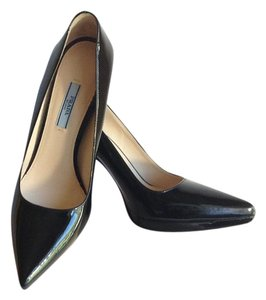 Prada Stiletto Luxury Sexy Black Pumps