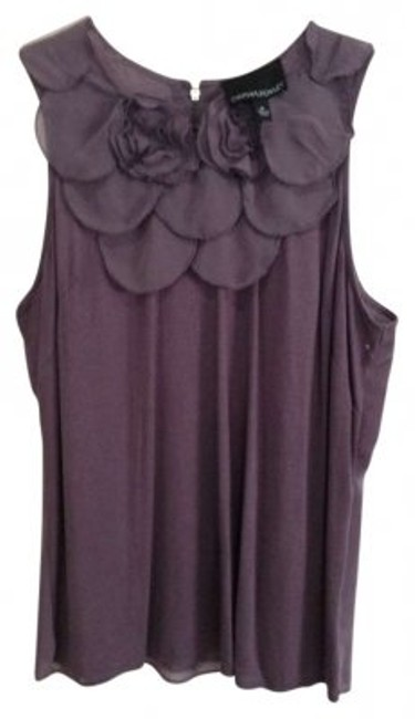 Cynthia Rowley Top Purple