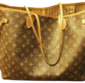 Louis Vuitton Tote in Patina