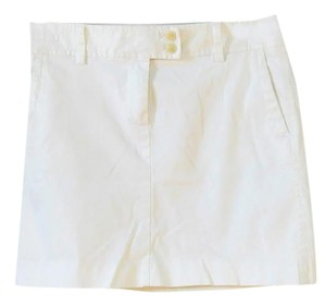 J.Crew Pencil Skirt White