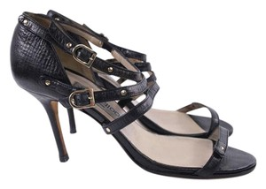 Jimmy Choo Leather Strappy Sandal Sandals