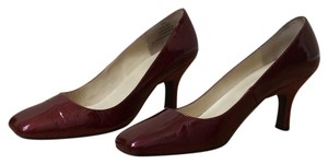 Me Too Burgundy Pumps