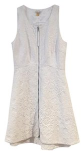 Anthropologie short dress White on Tradesy