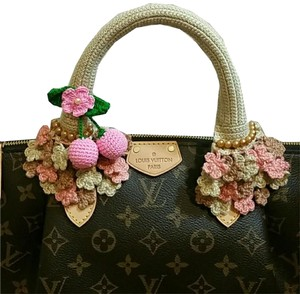 Handle Covers for Louis Vuitton Speedy Alma trouville montaigne