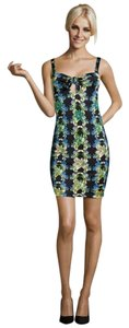 Missoni short dress Floral Mini on Tradesy
