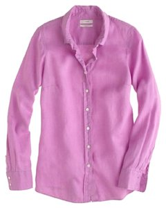 J.Crew Button Down Shirt Light purple