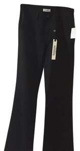 Kensie Flare Pants Black