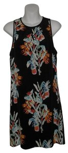 Rebecca Minkoff short dress Floral Print Multicolor on Tradesy